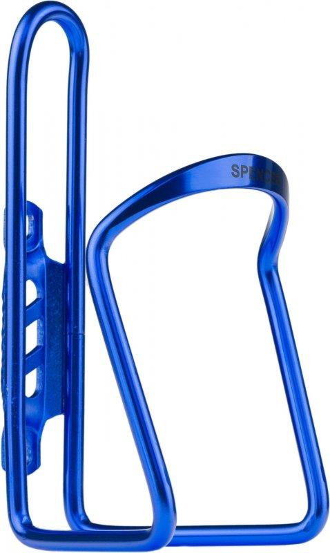 Koszyk bidonu aluminiowy SPENCER niebieski