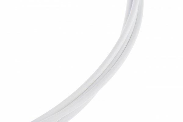 Pancerz przerzutkowy ACCENT 4 mm x 3m biały