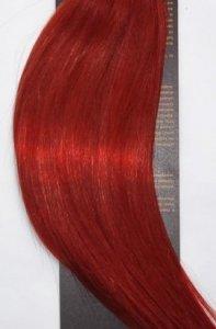 Zestaw Clip-in, długość 55 cm kolor #33 - Burgundowa czerwień