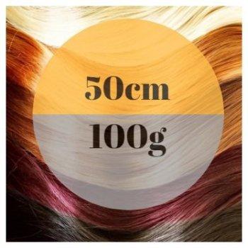 Zestaw CLIP IN 50 cm 100g