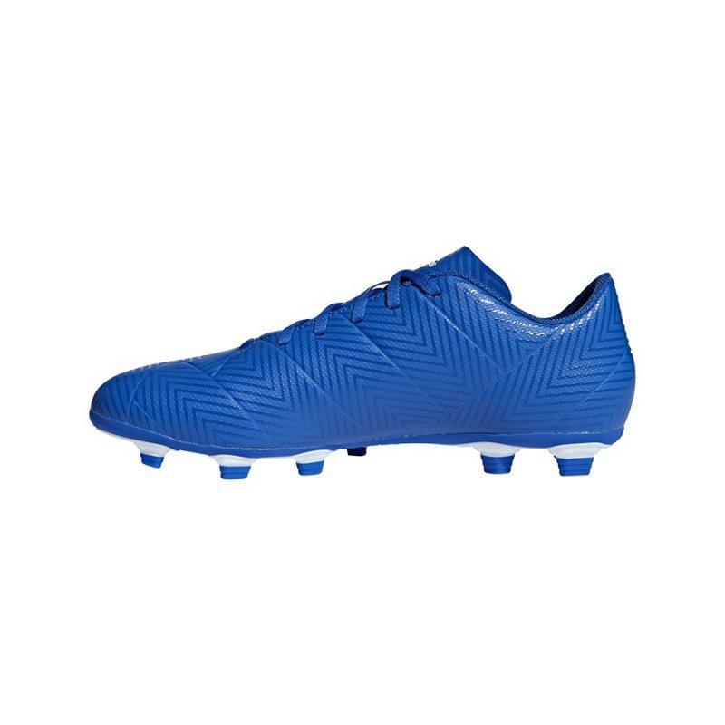 Buty adidas Nemeziz 18.4 FxG DB2115 niebieski 42