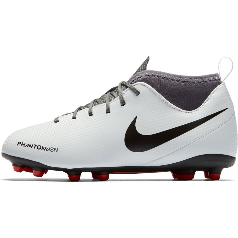 Buty Nike JR Phantom VSN Club DF FG AO3288 060 szary 36