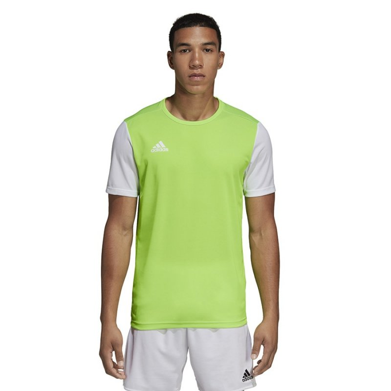 Koszulka adidas Estro 19 JSY DP3240 zielony 116 cm