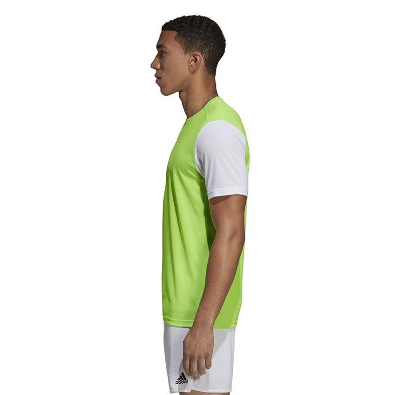 Koszulka adidas Estro 19 JSY Y DP3240 zielony 164 cm