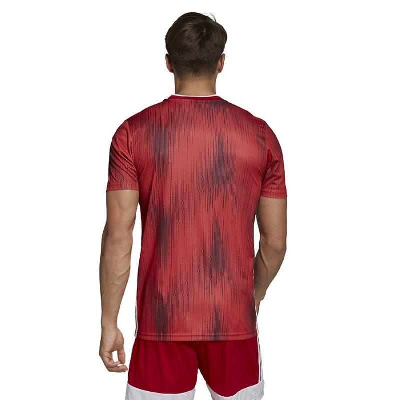 Koszulka adidas Tiro 19 JSY DP3531 czerwony XL