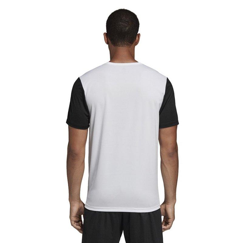 Koszulka adidas Estro 19 JSY Y DP3234 biały 128 cm