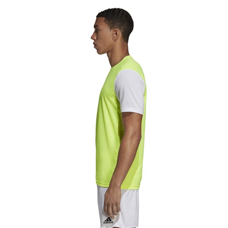 Koszulka adidas Estro 19 JSY DP3235 żółty 116 cm