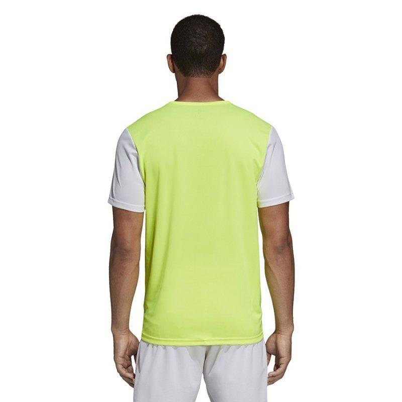 Koszulka adidas Estro 19 JSY Y DP3235 żółty S