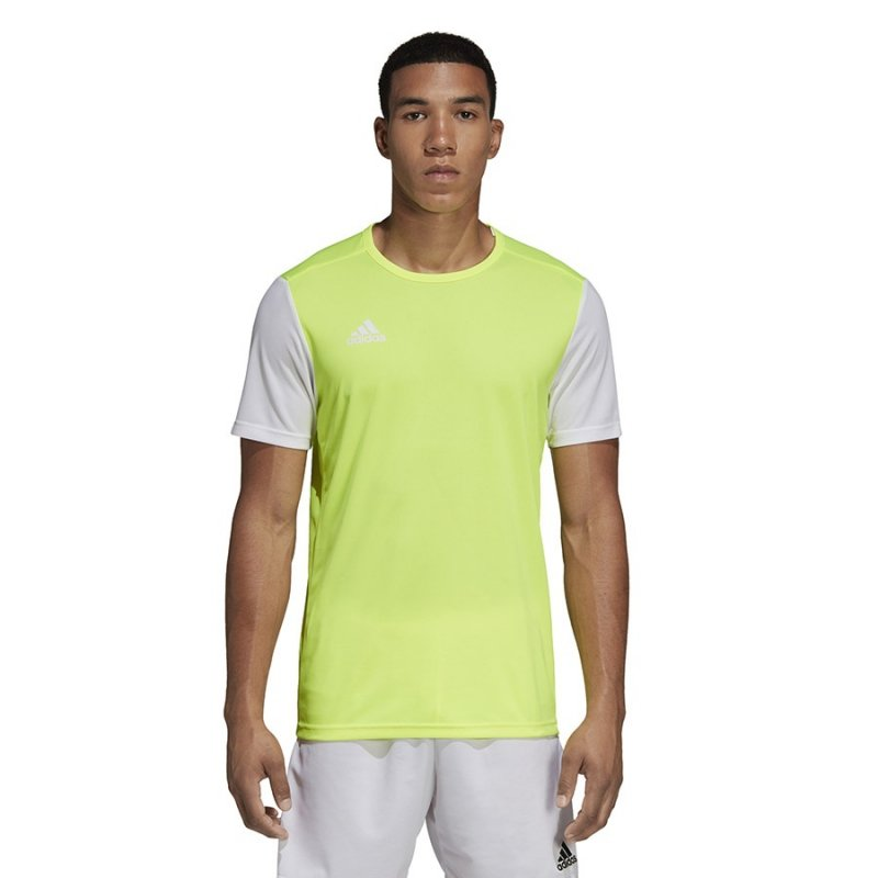 Koszulka adidas Estro 19 JSY DP3235 żółty L