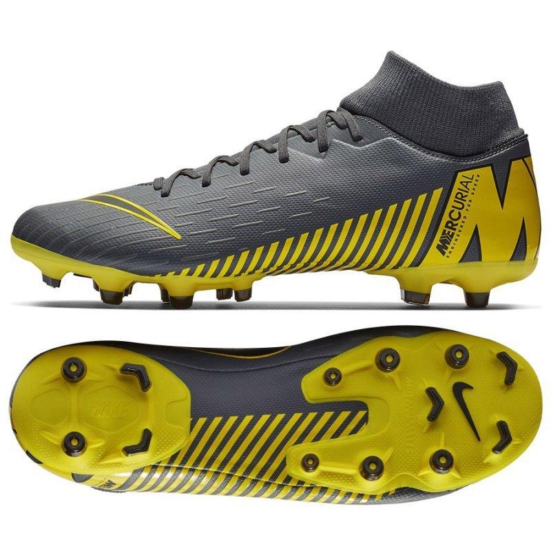 Buty Nike Mercurial Superfly 6 Academy MG AH7362 070 szary 44 1/2