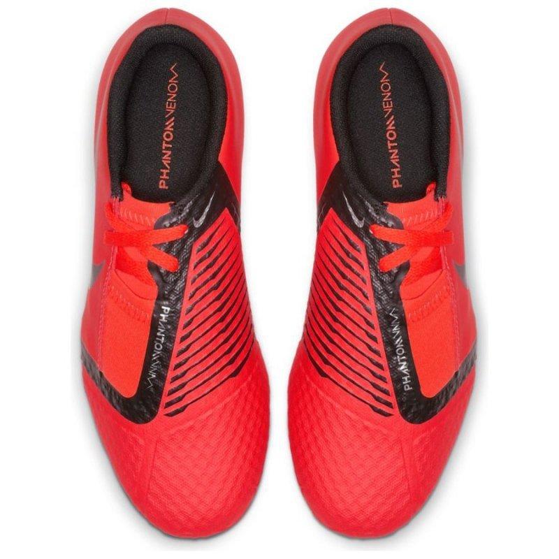 Buty Nike JR Phantom Venom Academy FG AO0362 600 czerwony 36 1/2