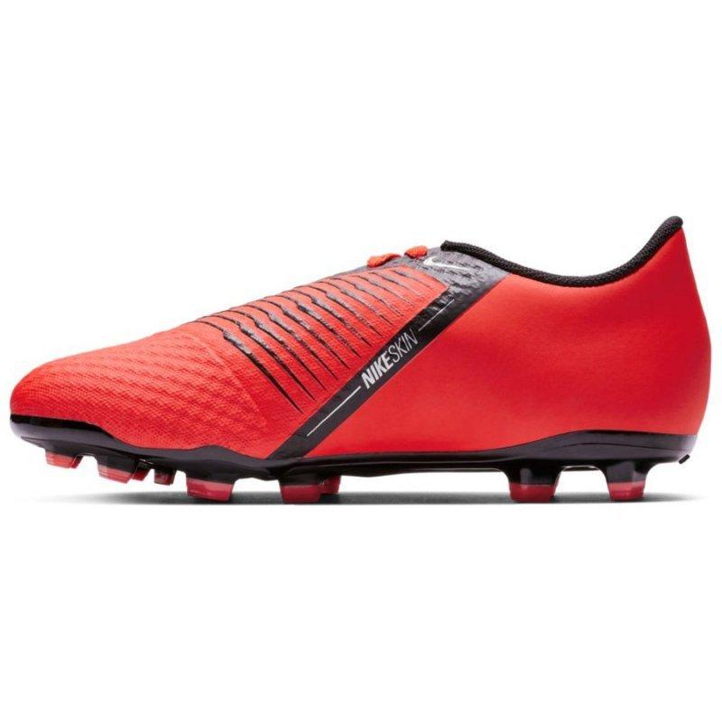 Buty Nike JR Phantom Venom Academy FG AO0362 600 czerwony 38