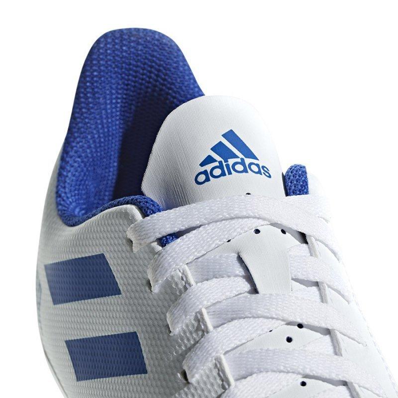 Buty adidas Predator 19.4 FxG J CM8542 biały 37 1/3