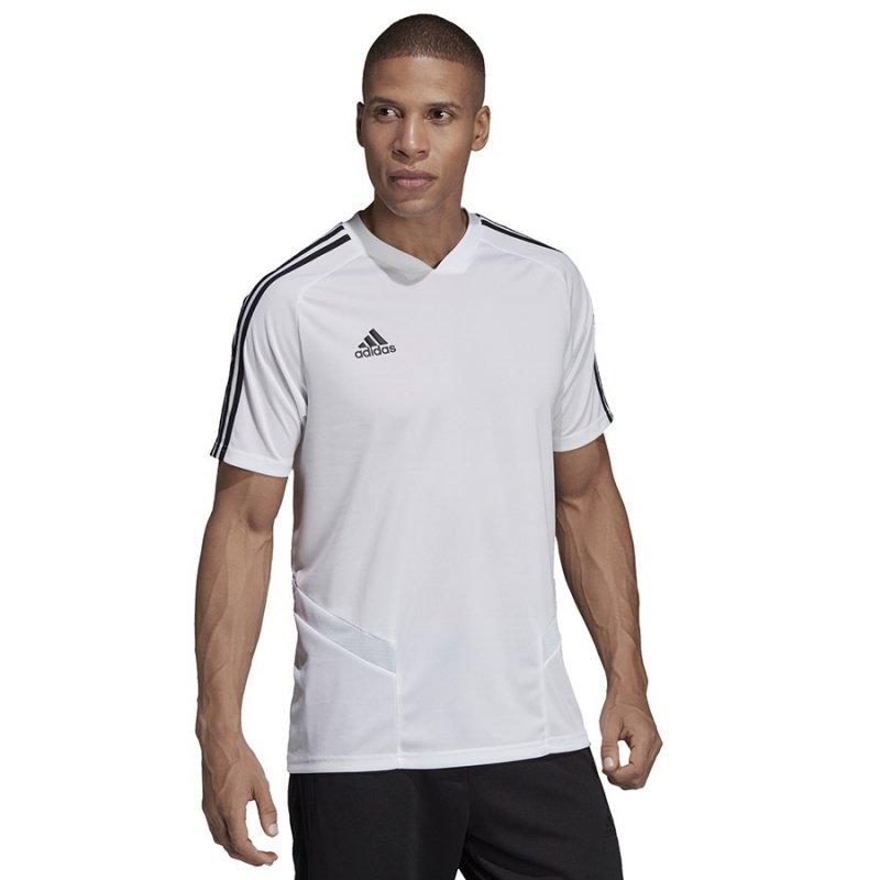 Koszulka adidas TIRO 19 TR JSY DT5288 biały L