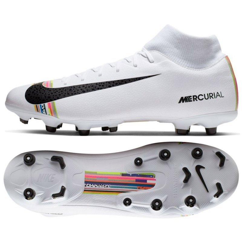 Buty Nike Mercurial Superfly 6 Academy CR7 MG AJ3541 109 biały 44