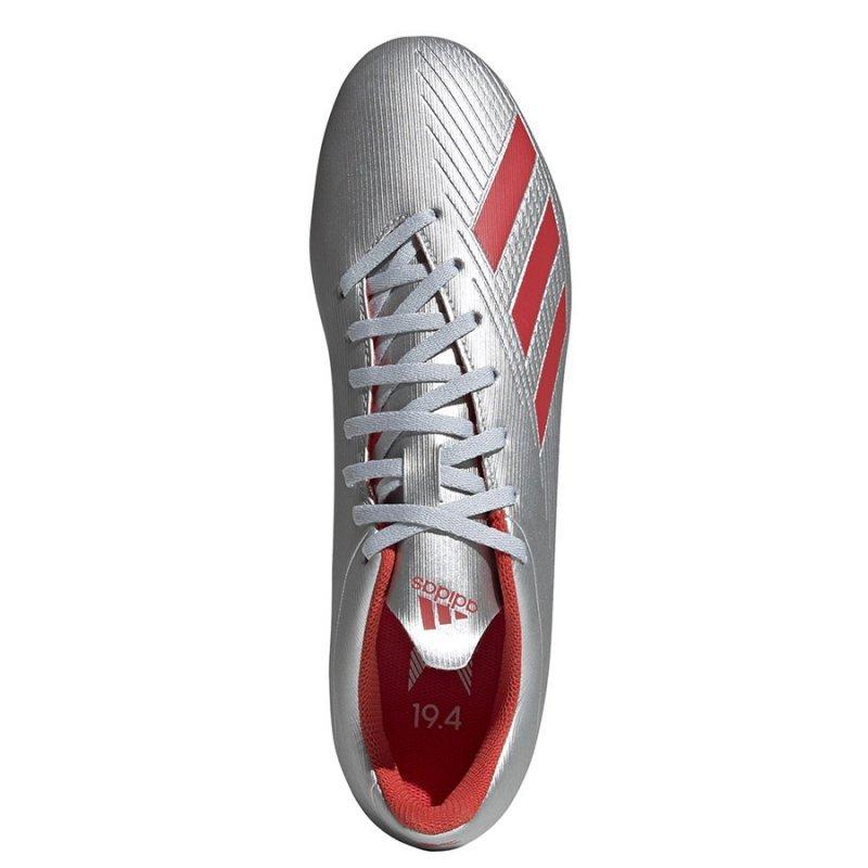 Buty adidas X 19.4 FxG F35379 szary 46