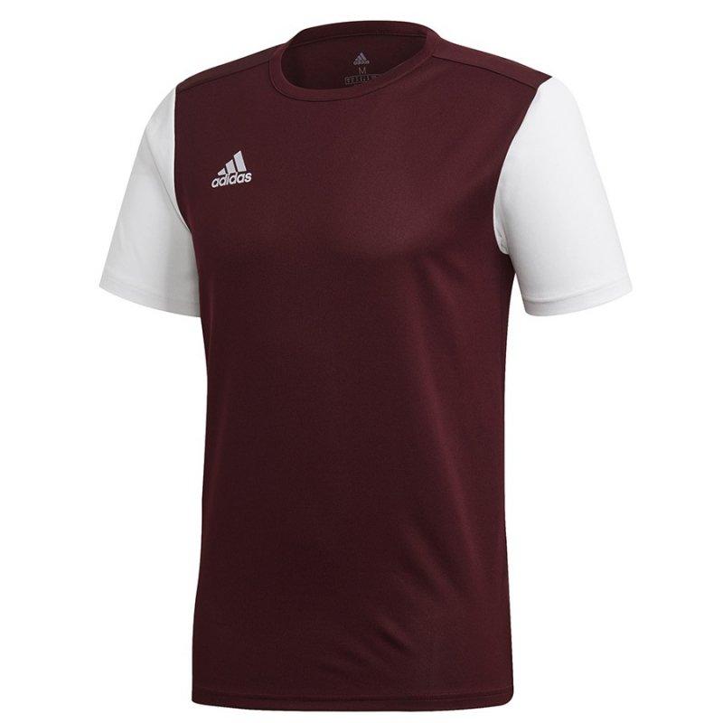Koszulka adidas Estro 19 JSY DP3239 czerwony 116 cm