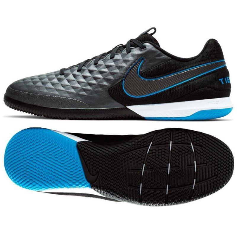 Buty Nike React Tiempo Legend 8 PRO IC AT6134 004 czarny 42 1/2
