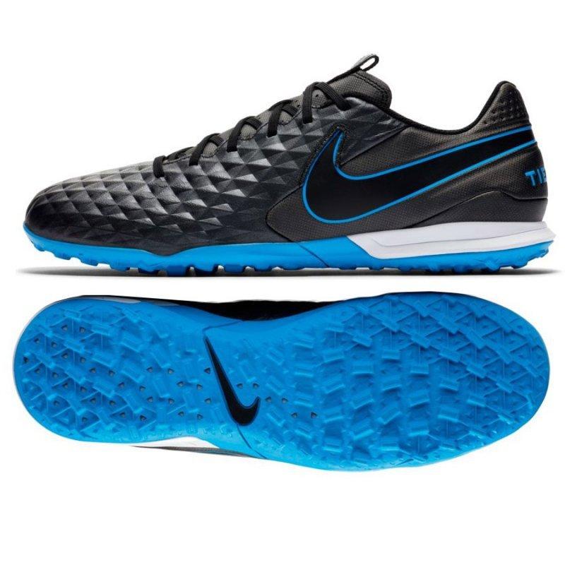 Buty Nike Tiempo Legend 8 Academy TF AT6100 004 czarny 47 1/2