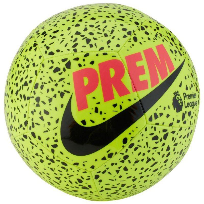 Piłka Nike Pitch - Energy SC3983 702 żółty 5