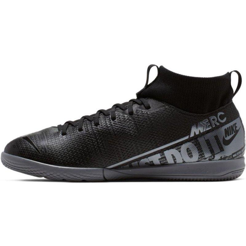 Buty Nike JR Mercurial Superfly 7 Academy IC AT8135 001 czarny 35