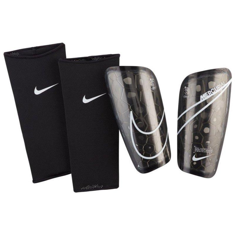 Nagolenniki Nike Mercurial Lite SP2120 013 czarny XS