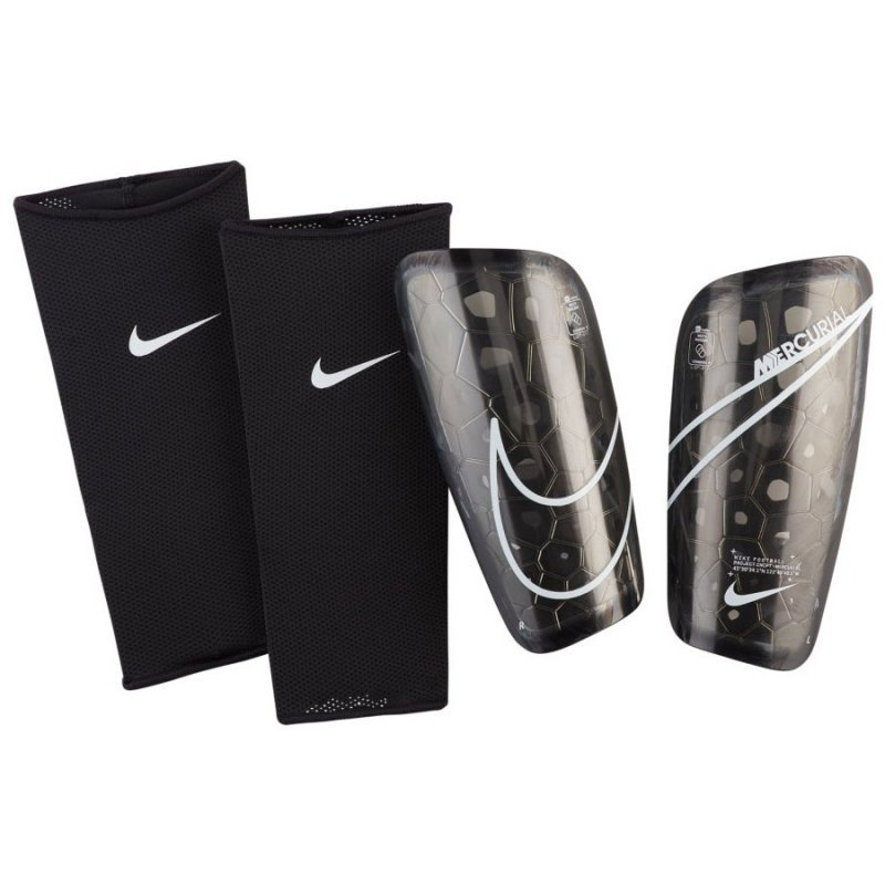 Nagolenniki Nike Mercurial Lite SP2120 013 czarny M