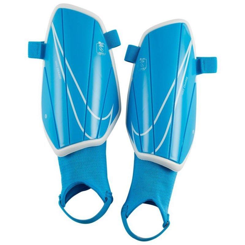 Nagolenniki Nike NK Charge GRD SP2164 486 niebieski S