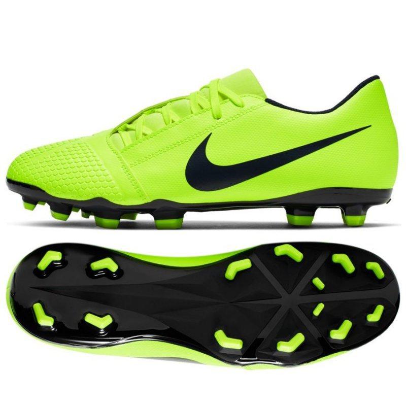 Buty Nike Phantom Venom Club FG AO0577 717 żółty 40 1/2