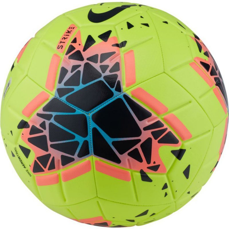 Piłka Nike Strike SC3639 702 żółty 5