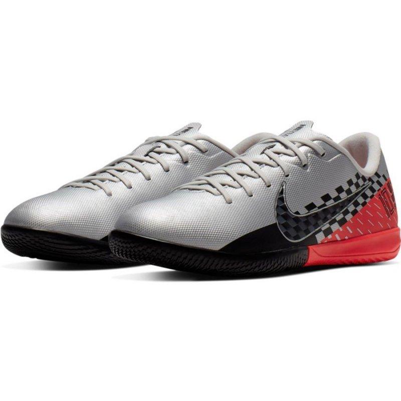 Buty Nike Mercurial Vapor 13 Academy IC Neymar AT8139 006 szary 33