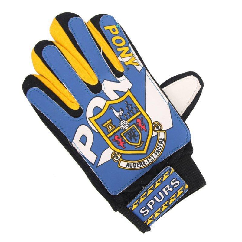 Rękawice Pony JUNIOR 36149A niebieski 4