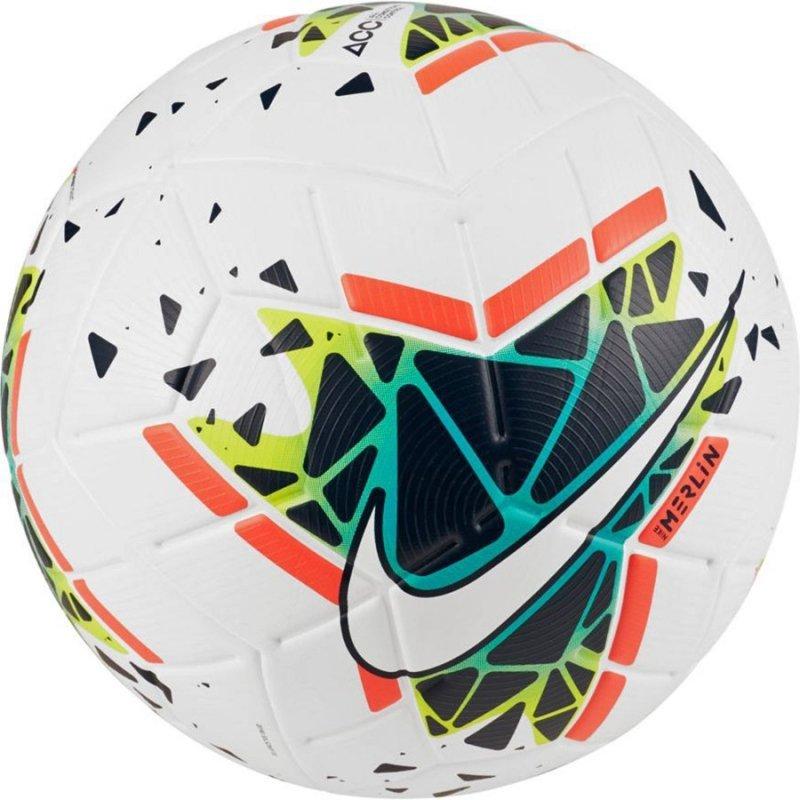 Piłka Nike Merlin SC3635 100 biały 5