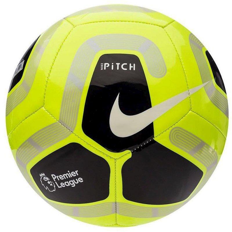 Piłka Nike Premier League Pitch SC3569 704 żółty 5