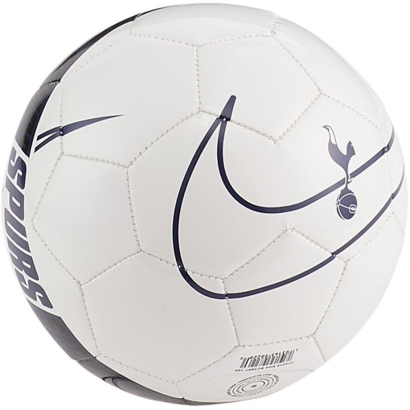 Piłka Nike Tottenham Hotspur Skills mini SC3607 100 biały 1