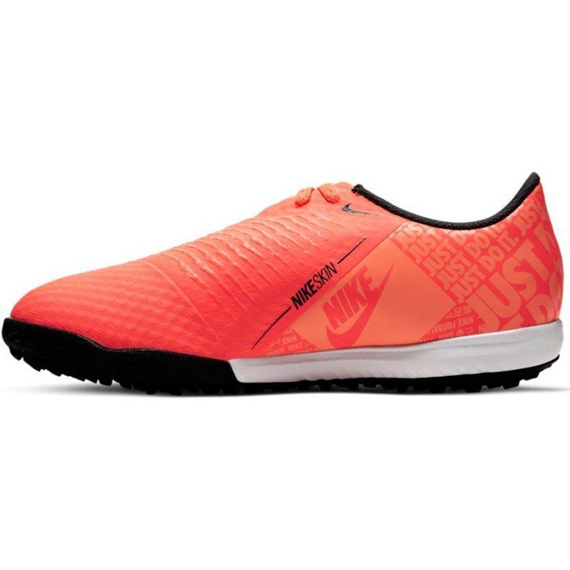 Buty Nike JR Phantom Venom Academy TF AO0377 810 pomarańczowy 37 1/2