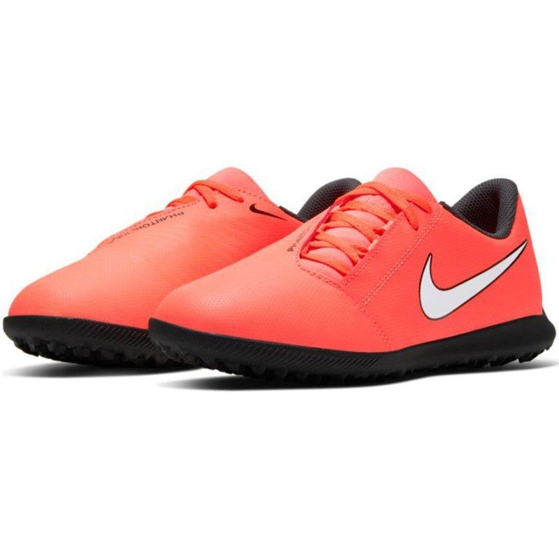 Buty Nike JR Phantom Venom Club TF AO0400 810 pomarańczowy 37 1/2