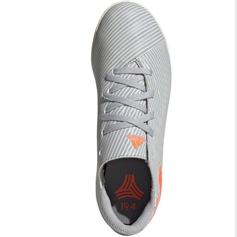 Buty adidas Nemeziz 19.4 IN J EF8307 szary 30