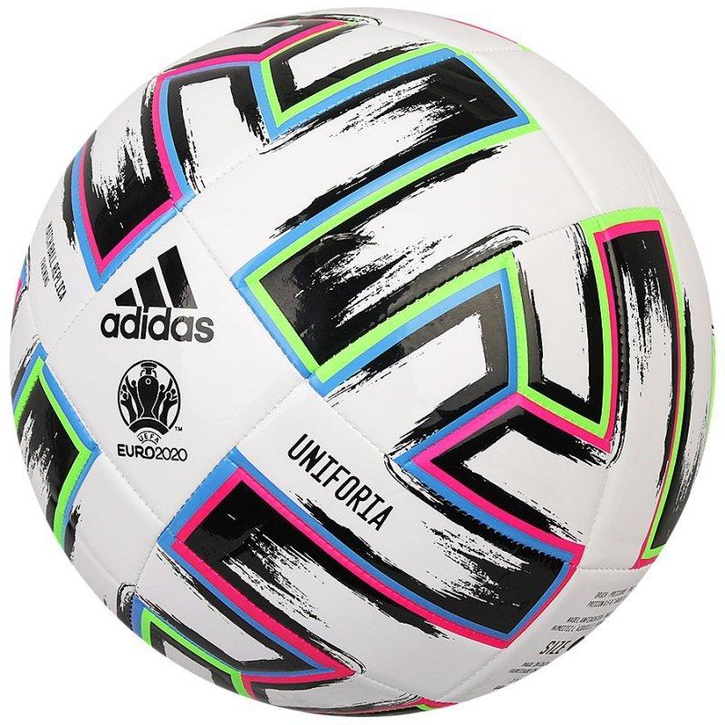 Piłka adidas UNIFORIA Training FU1549 biały 3