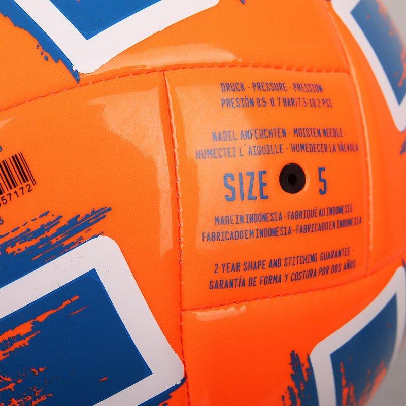 Piłka adidas UNIFORIA Club FP9705 pomarańczowy 5