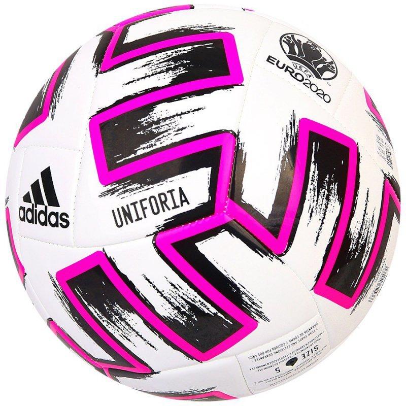 Piłka adidas UNIFORIA Club FR8067 biały 4
