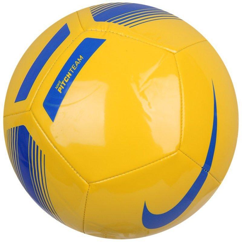Piłka Nike Pitch Team SC3992 710 żółty 5
