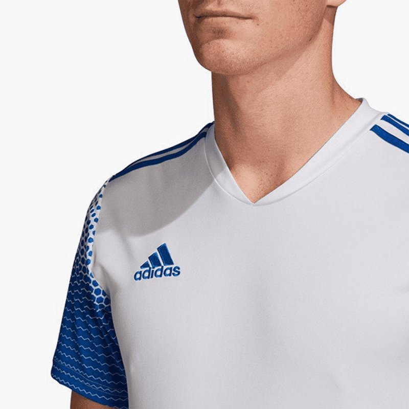 Koszulka adidas Regista 20 JSY FI4558 niebieski S