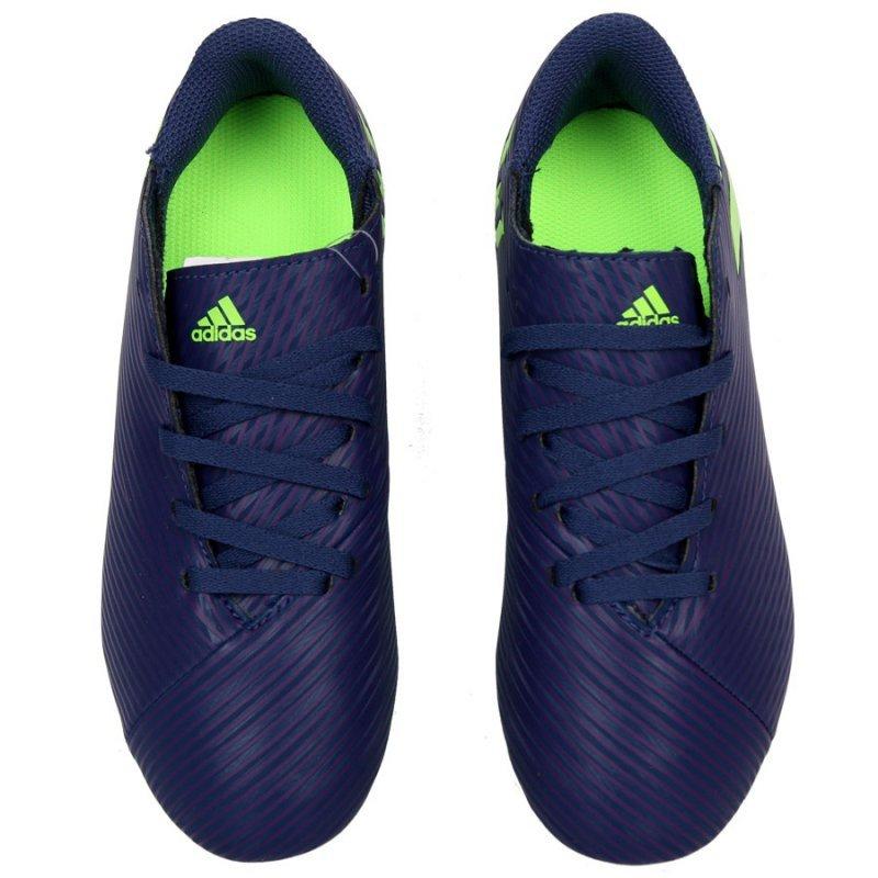 Buty adidas Nemeziz Messi 19.4 FxG J EF1816 granatowy 36