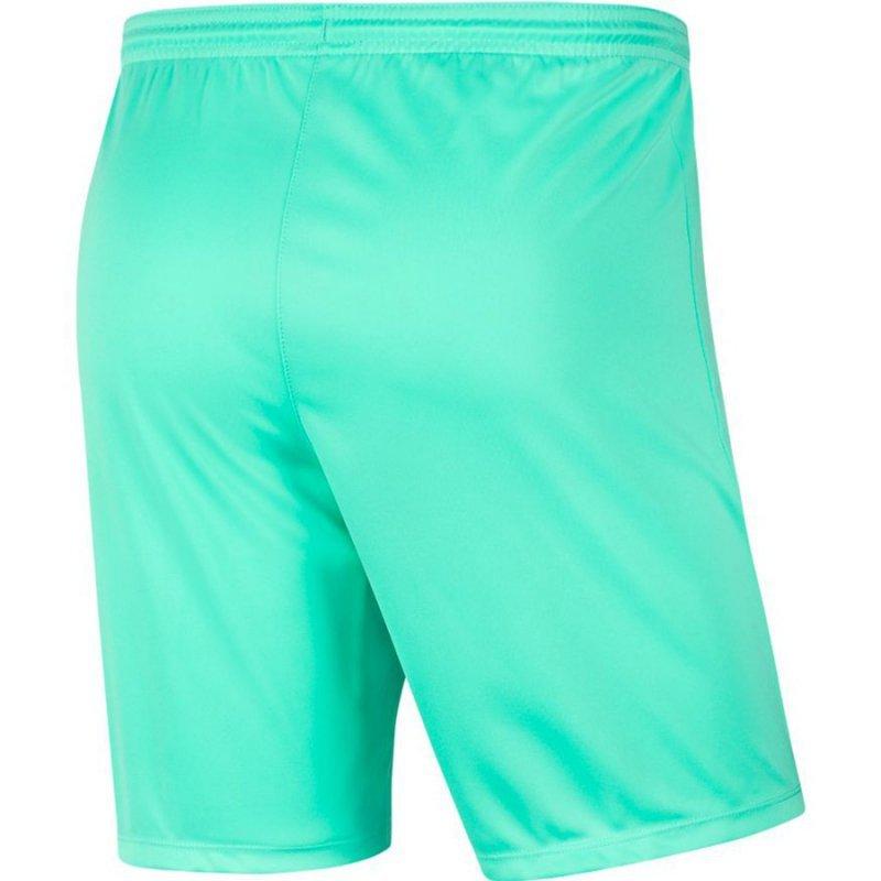 Spodenki Nike Park III BV6855 354 zielony XL