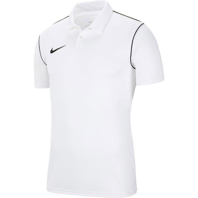 Koszulka Nike Polo Dri Fit Park 20 BV6879 100 biały M
