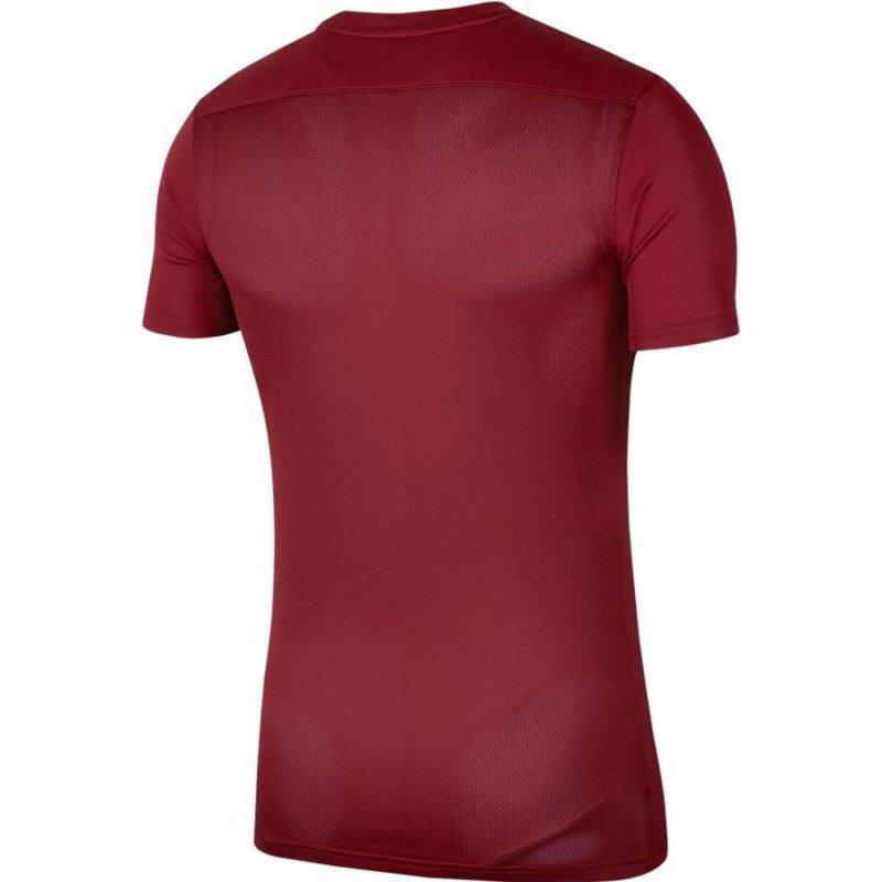 Koszulka Nike Park VII Boys BV6741 677 czerwony M (137-147cm)