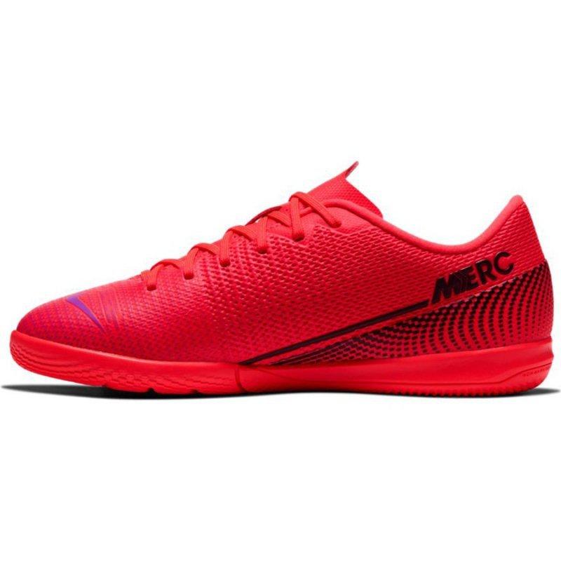 Buty Nike JR Mercurial Vapor 13 Academy IC AT8137 606 czerwony 35