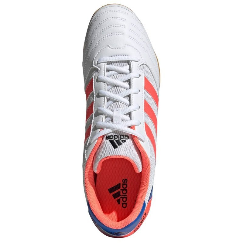 Buty adidas Super Sala IN FV2560 biały 43 1/3