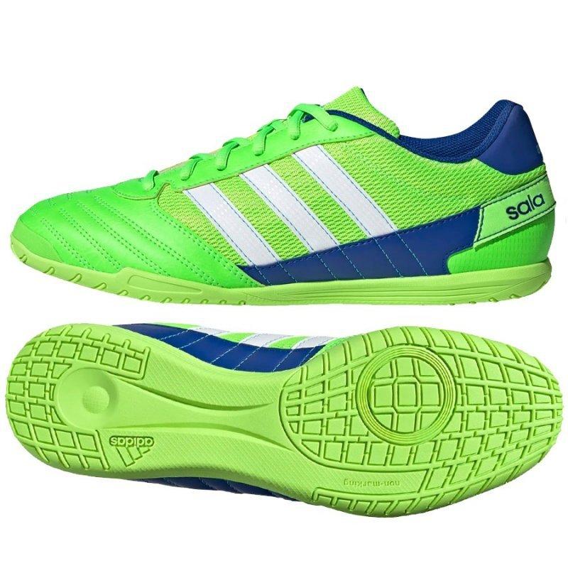 Buty adidas Super Sala IN FV2564 zielony 46 2/3